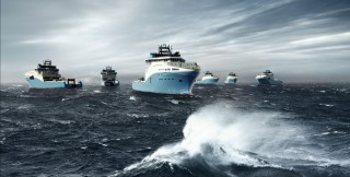 Maersk Expands Vessel Fleet with Contract for 6 New Vessels